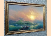 The Ninth Wave - Aivazovsky