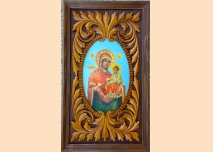 Icon Virgin Mary